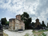The old cemetery in Smederevo